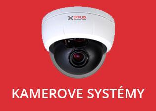 Kamerové systémy CP PLUS